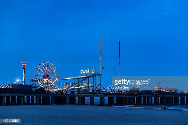 Ferris Wheel at Steel Pier