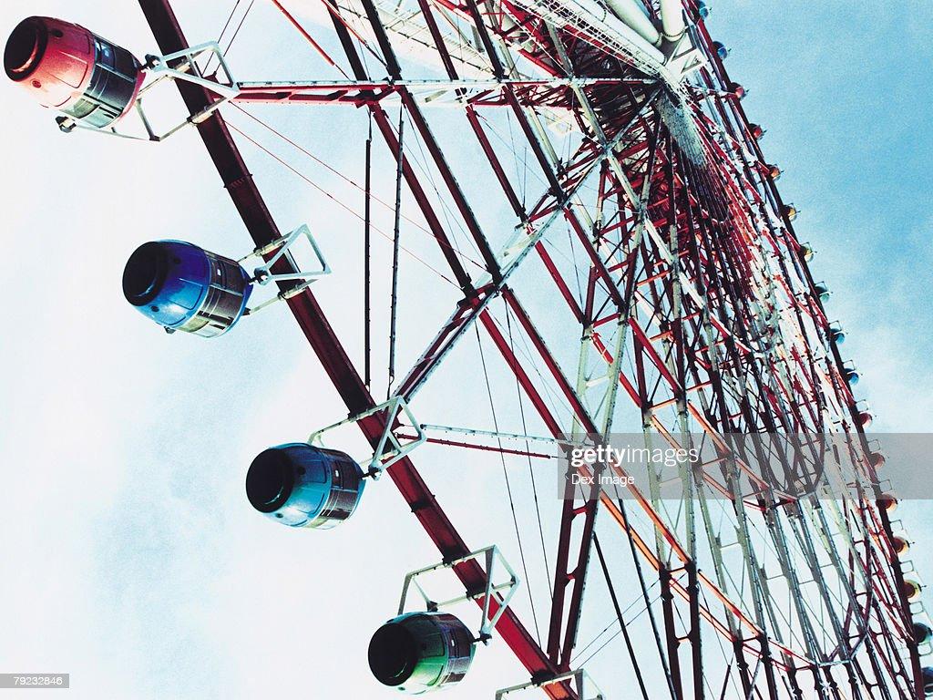 Ferris wheel, Odaiba, Tokyo, Japan : Stock Photo