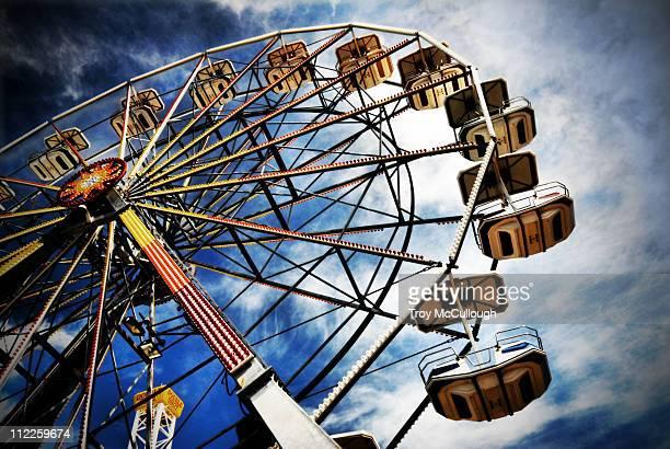 Ferris Wheel on Boardwalk