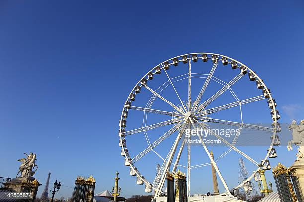 Ferris wheel, Paris