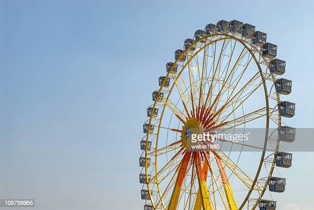 Riesenrad-Ferris wheel point of view