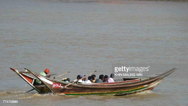 A ferry across Yangon River in Dala 24 October 2007 It is often argued that the Asian formula for success is authoritarian politics combined with...