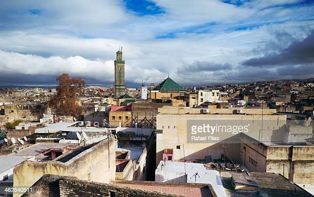 Fes medina view