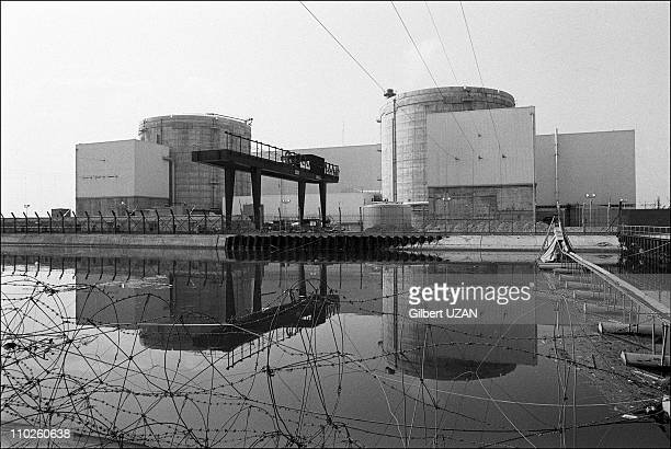 FESSENHEIM FRANCE MARCH 10 Fessenheim nuclear power plant The first French pressurisedwater reactors which were to progressively replace the existing...