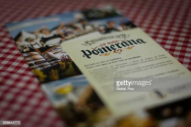 33 ª Festa Pomerana-Pomerode