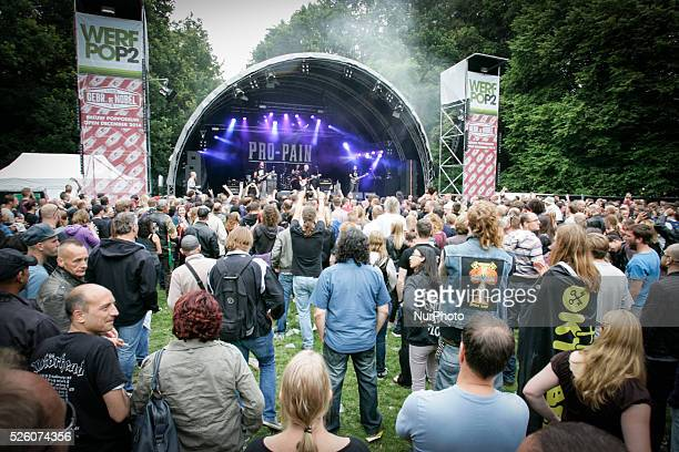 LEIDEN A festival branded for all ages and that attributes it's success to a quality line up is said to break a record with it's number of visitors...