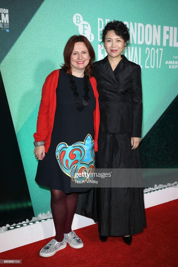 """Angels Wear White"" UK Premiere - 61st BFI London Film Festival"