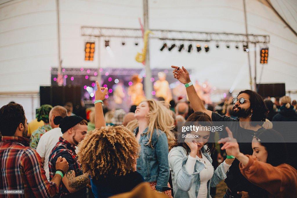 Festival fun : Stock Photo