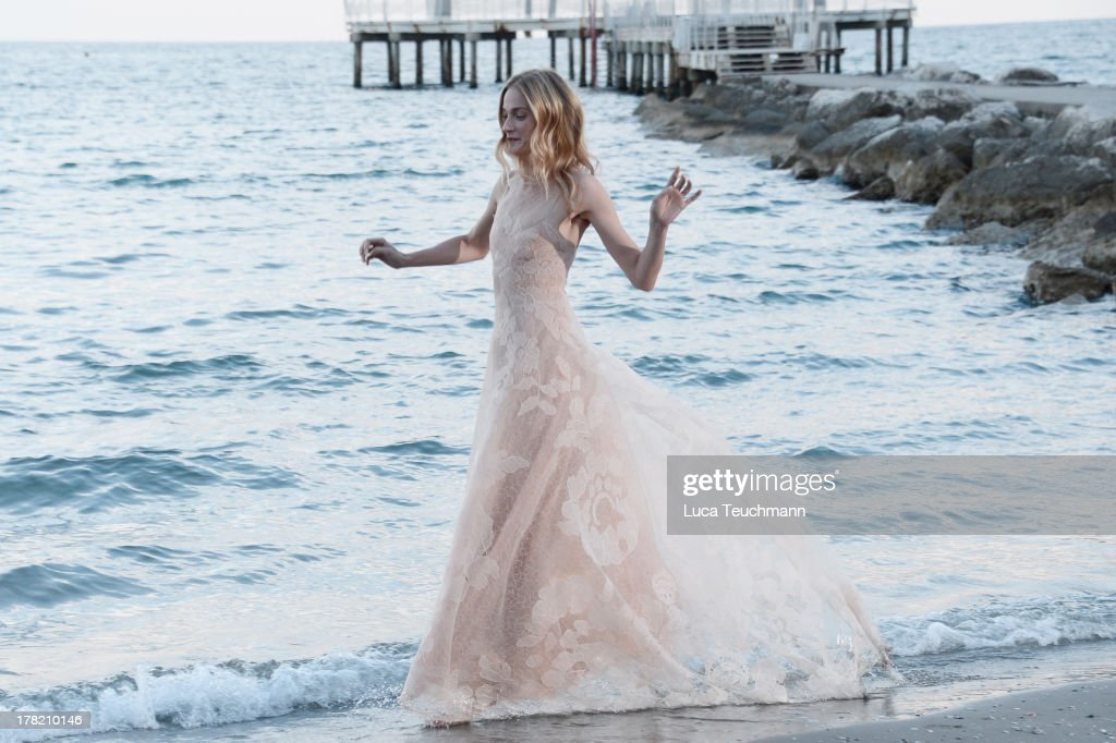 Eva Riccobono Photocall - The 70th Venice International Film Festival