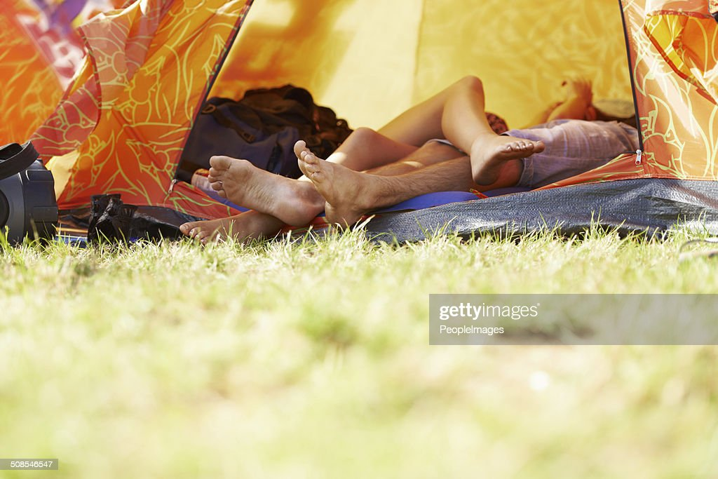Festival love : Stock Photo
