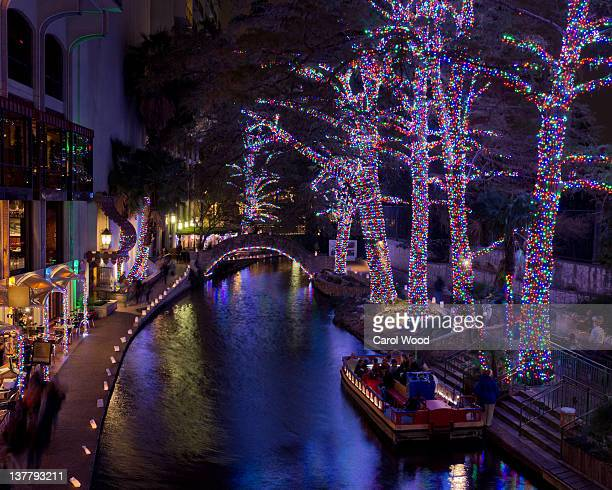 Festival of Lights at San Antonio river