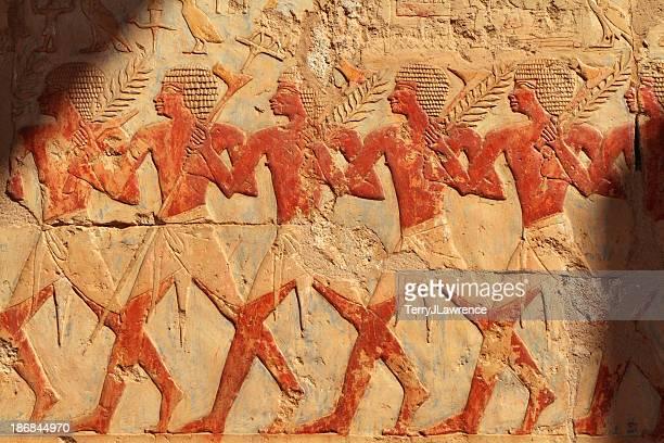 Festival senhor, Capela de Hátor, Hatshepsut do templo de Luxor, Egito