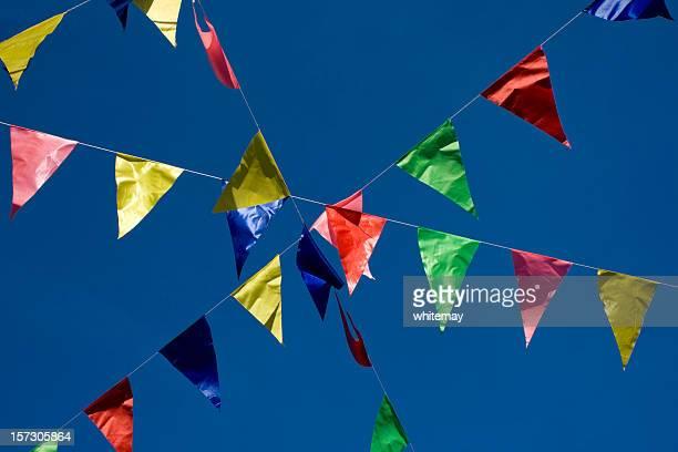 Azulillo festivo