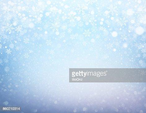 Fondo de invierno helado festivo : Foto de stock