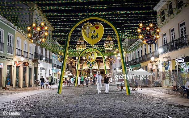 Festo fazer Bonfim, Salvador, Brasil