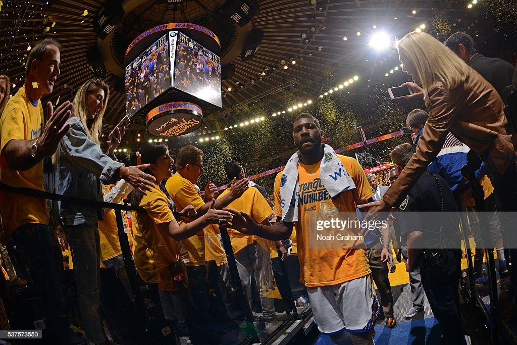 Oklahoma City Thunder v Golden State Warriors - Game Five