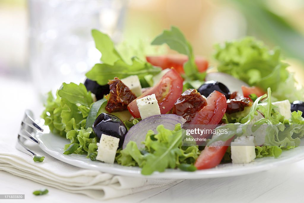 Feta Cheese Salad
