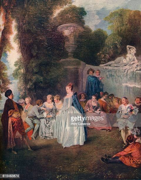A Fete Champetre' 18th century The Fete champetre was a popular form of entertainment in the 18th century taking the form of a garden party...