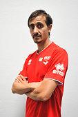 Fethi HAREK Photo officielle Nimes Ligue 2 2014/2015 Photo Icon Sport/MB Media