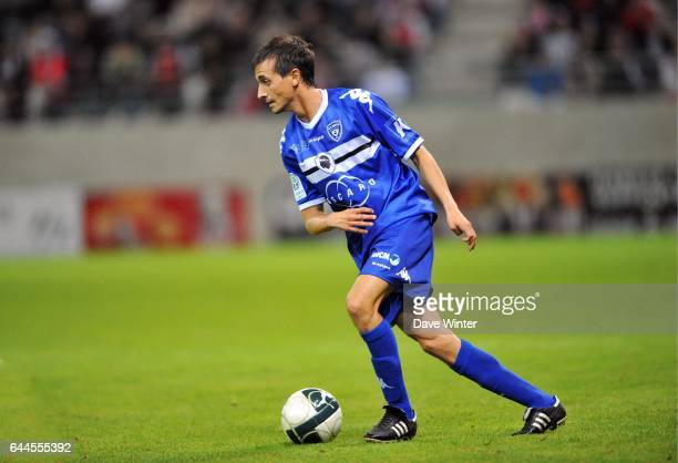 Fethi HAREK Reims / Bastia 9e journee de Ligue 2 Photo Dave Winter / Icon Sport