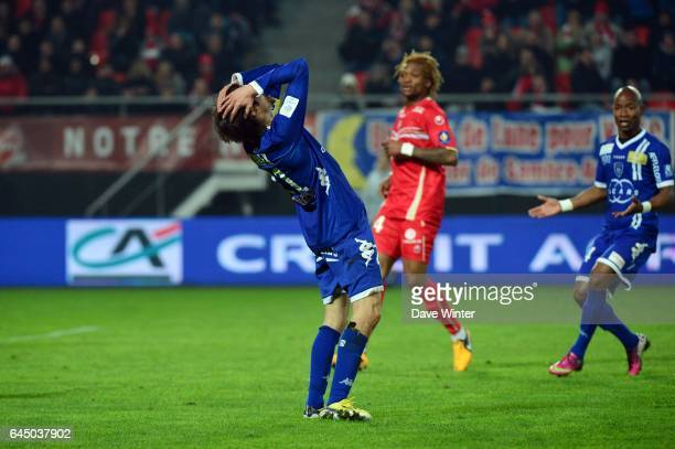 Fethi HAREK Valenciennes / Bastia 30eme Journee de Ligue 1 Photo Dave Winter / Icon Sport