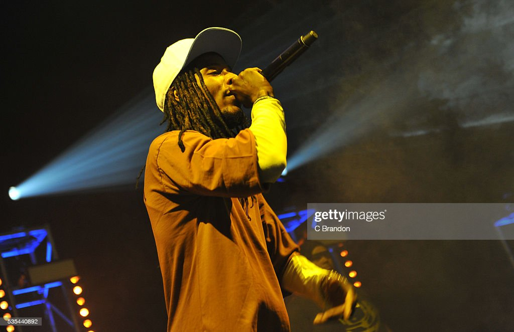 <a gi-track='captionPersonalityLinkClicked' href=/galleries/search?phrase=Fetty+Wap&family=editorial&specificpeople=13928234 ng-click='$event.stopPropagation()'>Fetty Wap</a> performs on stage at the Eventim Apollo on May 29, 2016 in London, England.
