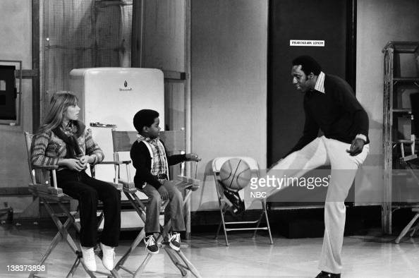 RENT STROKES 'Feudin' and Fussin part 1 and 2' Episodes 34 Pictured Kim Richards as Ruthie Alder Gary Coleman as Arnold Jackson Meadowlark Lemon