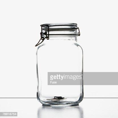 A Few Coins in a Mason Jar