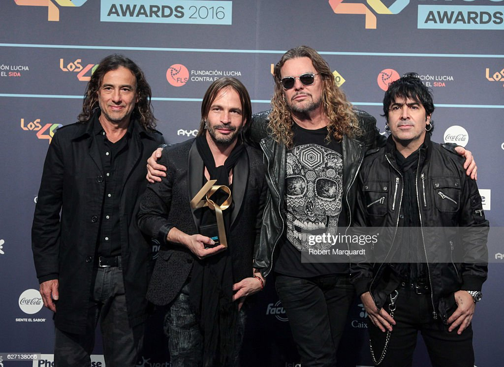 fher-olvera-of-mana-poses-backstage-after-receiving-an-award-at-the-picture-id627138066