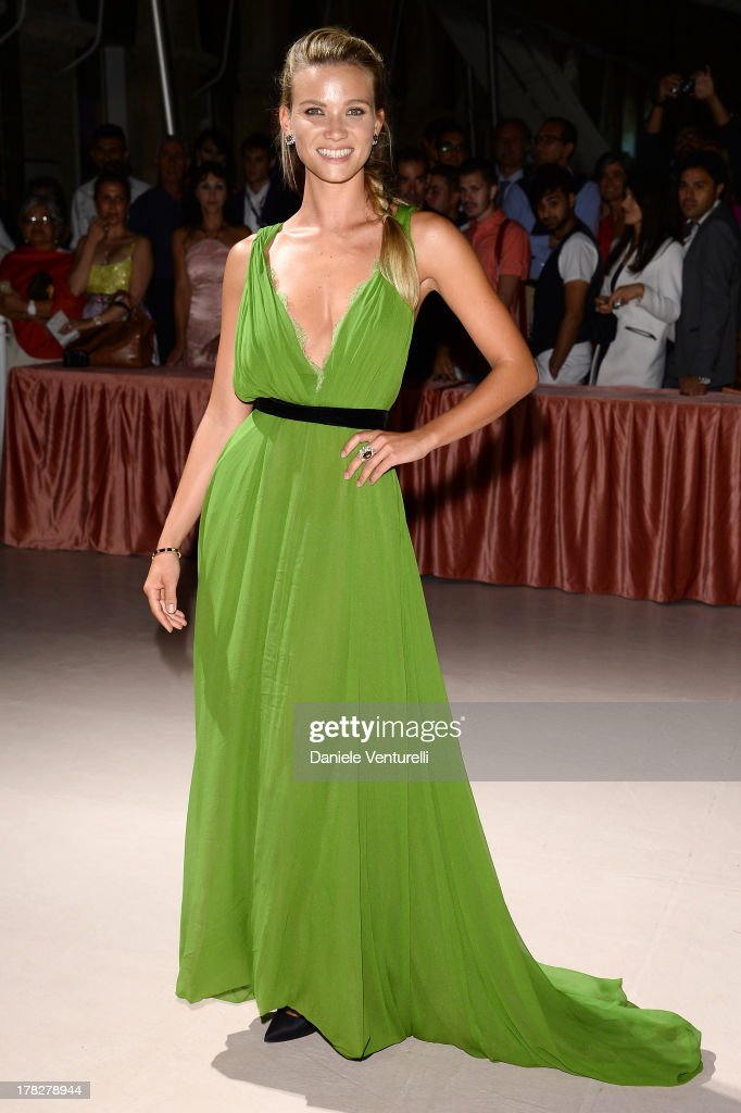 Fiammetta Cicogna attends the Opening Ceremony during The 70th Venice International Film Festival on August 28, 2013 in Venice, Italy.