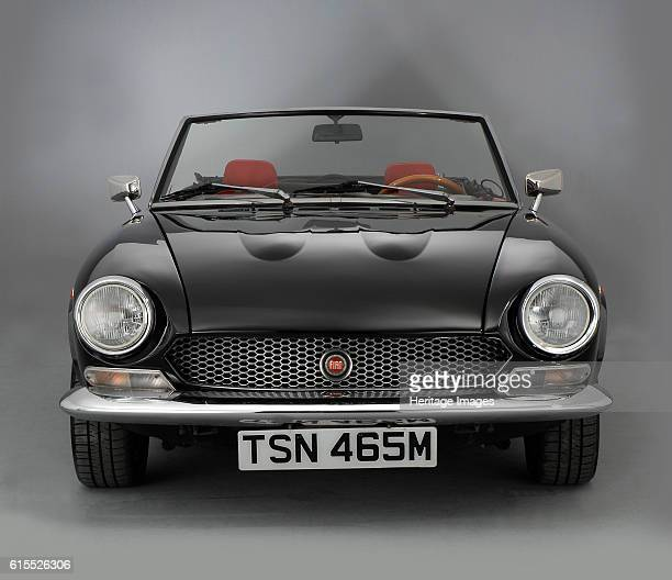 Fiat Cabriolet Stock Photos And Pictures Getty Images