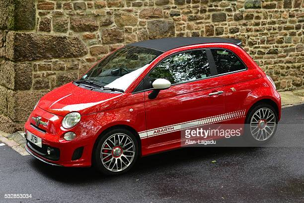 Fiat 500 Abarth 2016, U.K.