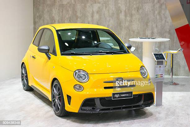 Fiat 500 Abarth 595 Record compact hatchback car