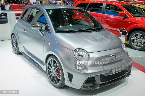 fiat abarth stock photos and pictures getty images. Black Bedroom Furniture Sets. Home Design Ideas