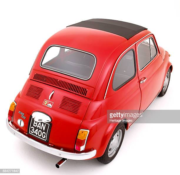 red fiat 500 car stock photos and pictures getty images. Black Bedroom Furniture Sets. Home Design Ideas