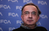 Fiat Chrysler Automobiles Group Chief Executive Officer Sergio Marchionne speaks at a press conference after presenting the Group's 20142018 Business...