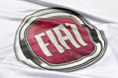 Fiat is prepared ahead of the opening day of the 84th International Motor Show which will showcase novelties of the car industry on March 3 2014 in...