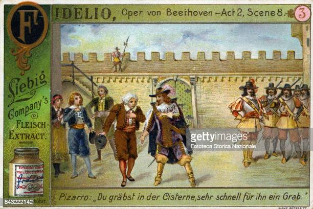 'Fidelio' Act 2 Scene 8 opera by Ludwig Van Beethoven on a libretto by Joseph Sonnleithner and Georg Friedrich Treitschke The story is taken from...