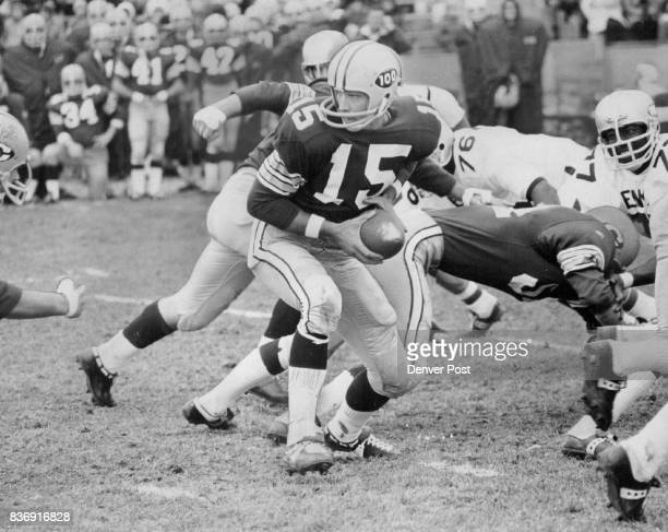 Field General Directs Bears' Running Passing Games George Kaplan UNC quarterback sets to hand off to teammate in game that helped Bears to 100 season...