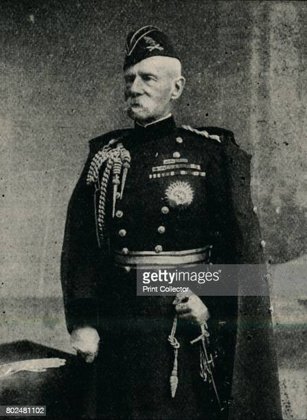 FieldMarshal Lord Roberts KP VC' 1902 Field Marshal Frederick Sleigh Roberts British commander during the Second Boer War South Africa From Battles...