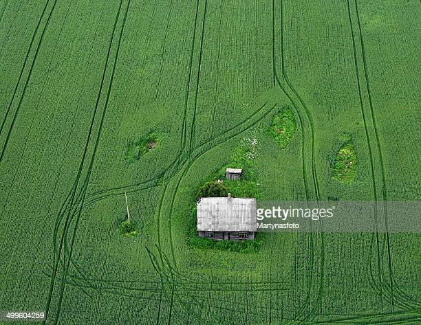 Fields from the sky
