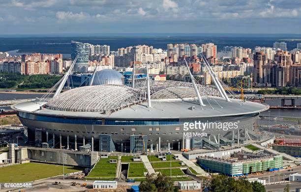 Fifa Confederations Cup Russia 2017 / Krestovsky Stadium Saint Petersburg