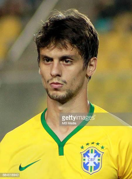 Fifa Men´s Tournament Olympic Games Rio 2016 Brazil National Team Rodrigo Caio Coquette Russo
