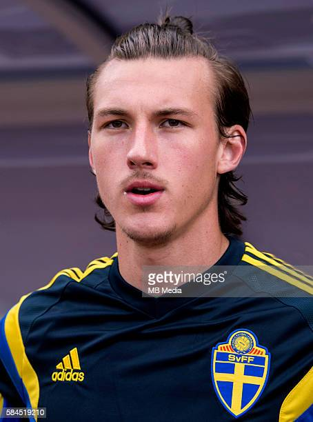 Fifa Men´s Tournament Olympic Games Rio 2016 Sweden National Team Andreas Linde