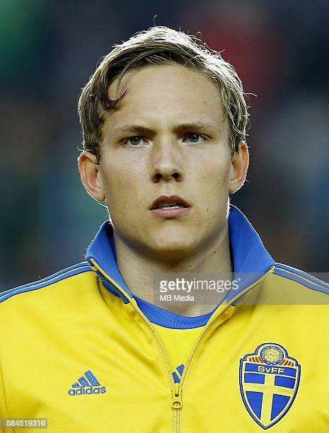 Fifa Men´s Tournament Olympic Games Rio 2016 Sweden National Team Ludwig Augustinsson