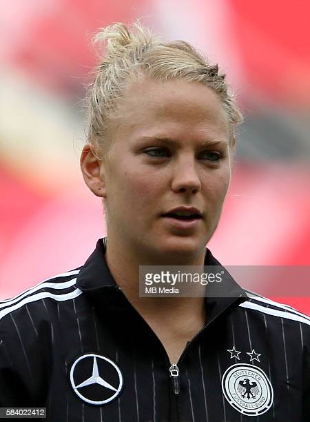 Fifa Woman's Tournament Olympic Games Rio 2016 Germany National Team Leonie Maier