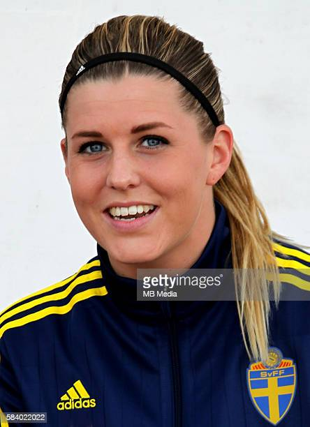 Fifa Woman's Tournament Olympic Games Rio 2016 Sweden National Team Olivia Schough