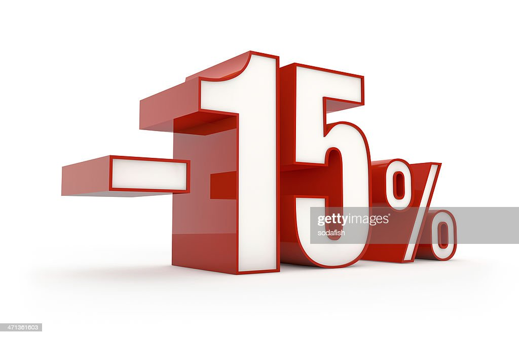 fifteen percent discount | sale series
