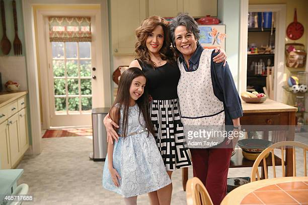 CRISTELA 'FifteenSomething' When Juanita Canales invites the family to her granddaughter's quinceanera Natalia wants to show off and use different...