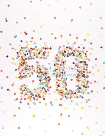 50ème anniversaire de naissance